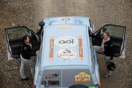 L'AOI à l'honneur avec les Zelles d'Alsace - Rallye Aïcha des Gazelles