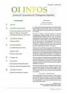 OI Infos 88 (octobre 2013)