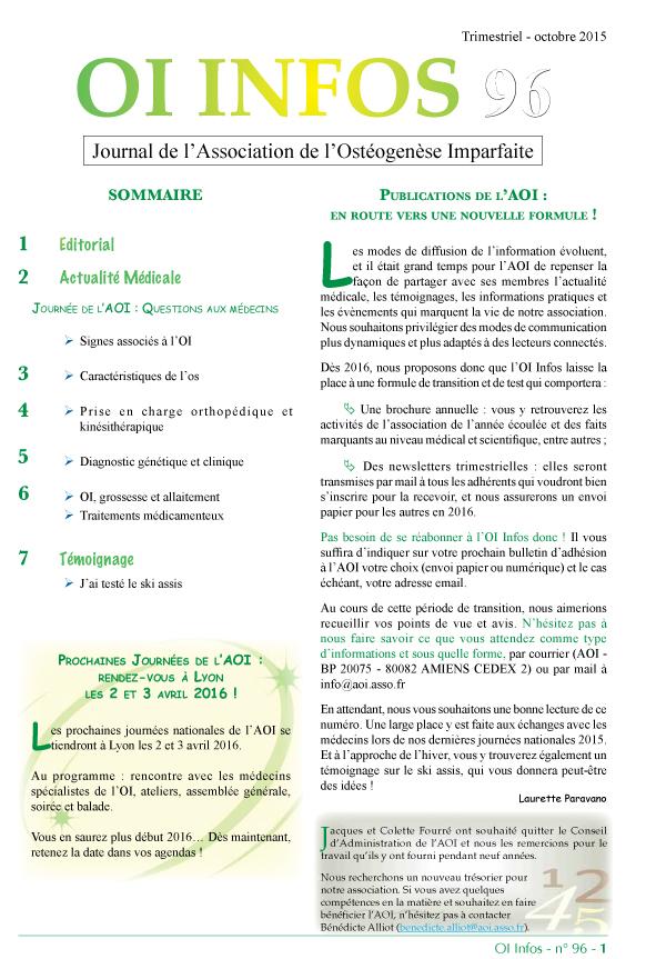 OI Infos 96