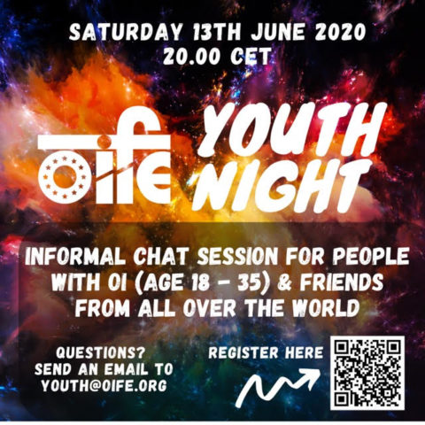OIFE Youth Night, 13th June 2020